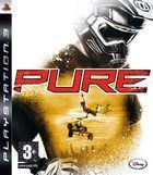 Portada oficial de de Pure para PS3