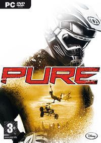 Portada oficial de Pure para PC