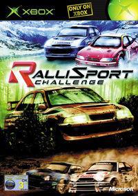 Portada oficial de Rallisport Challenge para Xbox