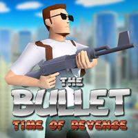 Portada oficial de The Bullet: Time of Revenge para Switch