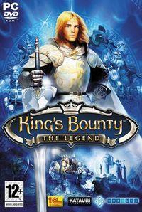 Portada oficial de King's Bounty para PC