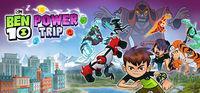 Portada oficial de Ben 10: Power Trip para PC