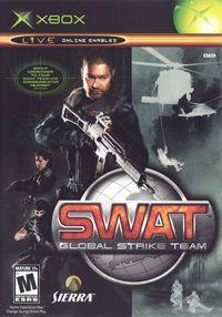 Portada oficial de SWAT: Global Strike para Xbox