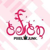 Portada oficial de PixelJunk Eden PSN para PS3