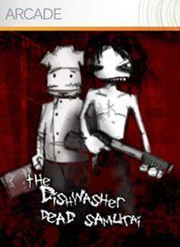 Portada oficial de The Dishwasher: Dead Samurai XBLA para Xbox 360