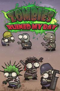 Portada oficial de Zombies ruined my day para Xbox One