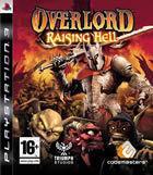 Portada oficial de de Overlord: Raising Hell para PS3