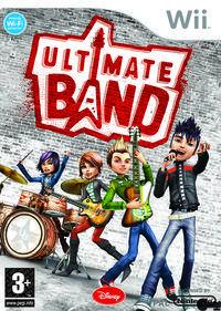 Portada oficial de Ultimate Band para Wii