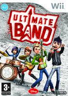 Portada oficial de de Ultimate Band para Wii