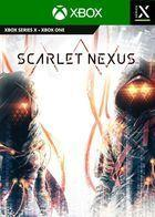 Portada oficial de de Scarlet Nexus para Xbox Series X/S