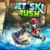 Portada oficial de Jet Ski Rush para Switch