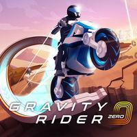 Portada oficial de Gravity Rider Zero para Switch