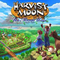 Portada oficial de Harvest Moon: One World para Switch