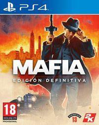 Portada oficial de Mafia: Definitive Edition para PS4
