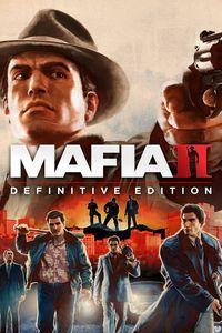 Portada oficial de Mafia 2: Definitive Edition para PS4
