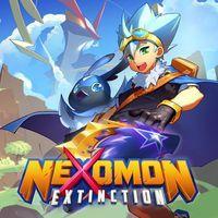 Portada oficial de Nexomon: Extinction para PS4