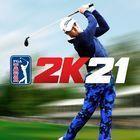Portada oficial de de PGA Tour 2K21 para PS4