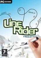 Portada oficial de de Line Rider Free Style para PC