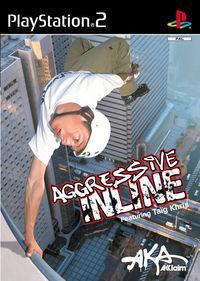 Portada oficial de Aggressive Inline para PS2