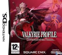 Portada oficial de Valkyrie Profile: Covenant of the Plume para NDS