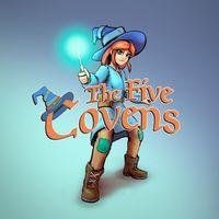 Portada oficial de The Five Covens para PS4