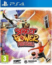 Portada oficial de Street Power Football para PS4