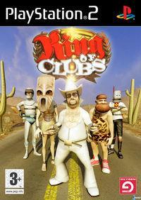 Portada oficial de King of Clubs para PS2