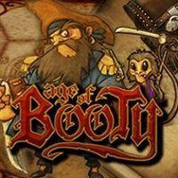Portada oficial de Age of Booty PSN para PS3