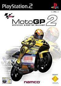 Portada oficial de Moto GP 2 para PS2