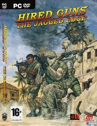 Portada oficial de Hired Guns: The Jagged Edge para PC