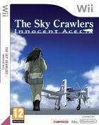 Portada oficial de de The Sky Crawlers para Wii