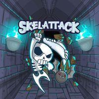 Portada oficial de Skelattack para PS4