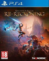 Portada oficial de Kingdoms of Amalur: Re-Reckoning para PS4