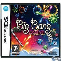 Portada oficial de Big Bang Mini para NDS