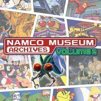 Portada oficial de Namco Museum Archives Vol. 2 para PS4