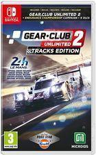 Portada oficial de de Gear.Club Unlimited 2 - Tracks Edition para Switch
