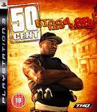 Portada oficial de de 50 Cent: Blood on the Sand para PS3