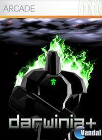 Portada oficial de Darwinia+ XBLA para Xbox 360
