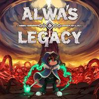 Portada oficial de Alwa's Legacy para Switch