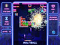Portada oficial de Block Breaker Deluxe para Wii