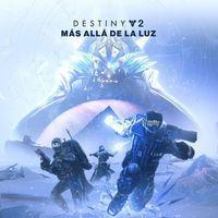 Portada oficial de Destiny 2: Más allá de la luz para PS4