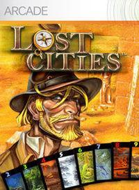 Portada oficial de Lost Cities XBLA para Xbox 360