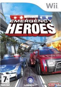 Portada oficial de Emergency Heroes para Wii