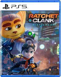 Portada oficial de Ratchet & Clank: Rift Apart para PS5