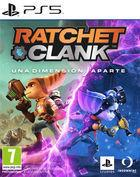 Portada oficial de de Ratchet & Clank: Una Dimensión Aparte para PS5