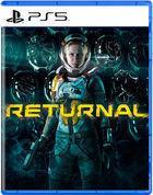 Portada oficial de de Returnal para PS5