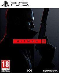 Portada oficial de Hitman 3 para PS5