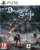 Portada oficial de de Demon's Souls Remake para PS5