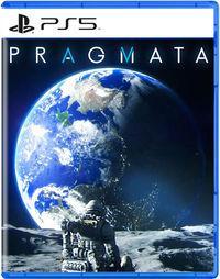 Portada oficial de Pragmata para PS5