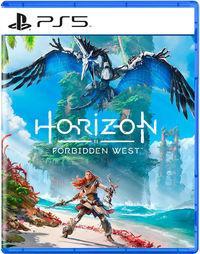 Portada oficial de Horizon 2: Forbidden West para PS5